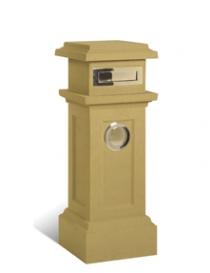 Beaumont letterbox