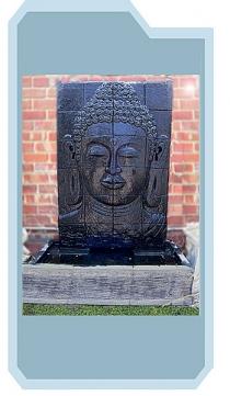 Buddha Face Wall Fountain