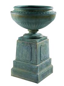 Coade Stone Urn