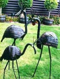 Cranes 'A'
