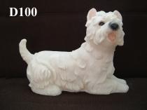 Medium Lying Terrier
