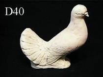 Dove Large Fantail