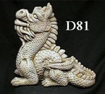 Small Chinese Dragon