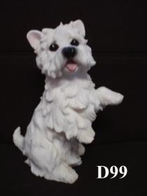 Medium Standing Terrier