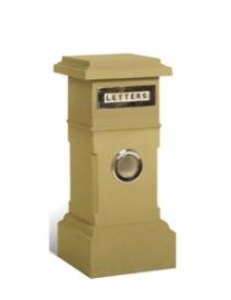 Emerald letterbox