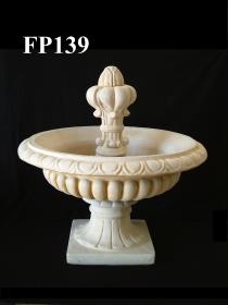 Jefferson Finial Fountain Package