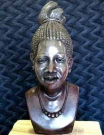 Female Shona Bust
