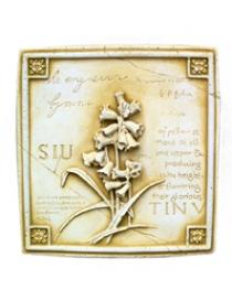 Flower Set Plaque A