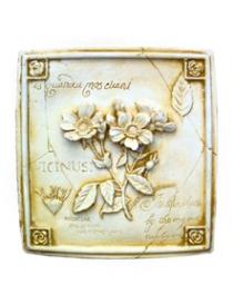 Flower Set Plaque B