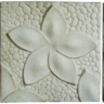 Frangipani Plaque - Set of 3