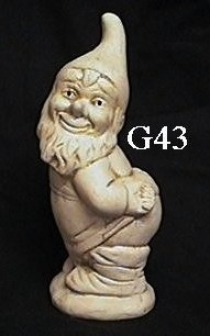 Gnome with Pants Down