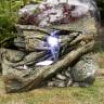 Log Fountain