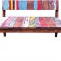 Boatwood Plain Bench Seat