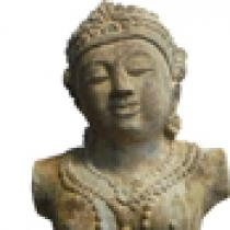 Asian Lady Statue