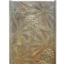 Lotus Flower - Panel Water Feature