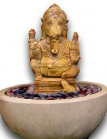 Ganesha Fountain