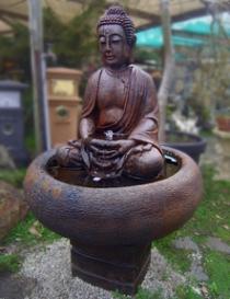 Large Thai Buddha Fountain