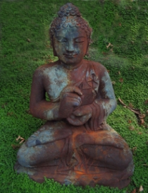 Large Thai Buddha