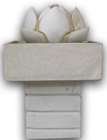 Lotus Fountain on Contempo Base