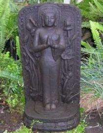 Lotus Standing