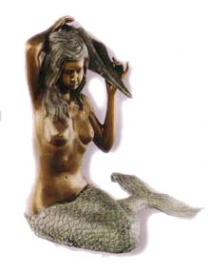 Mermaid with Shell 1