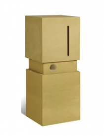 Modern letterbox