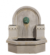 Normandy Planter Fountain