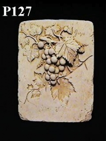 Grape Plaque