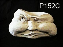 Face Planter with One Eye Closed