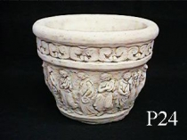 Planter Medium Roman Pot