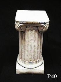 Pedestal Small Column