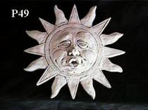 Plaque Sun