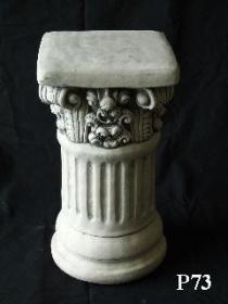 Pedestal Decorative Column