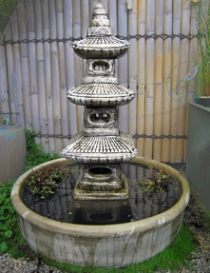 Pagoeda Fountain