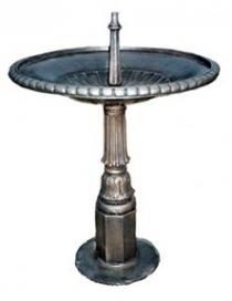 Petite Bronze Fountain