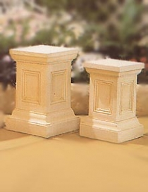 Sq. Pedestals