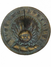SunFace Sundial