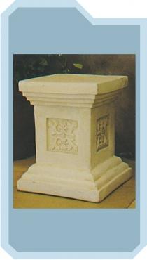 The Kilburn Pedestals