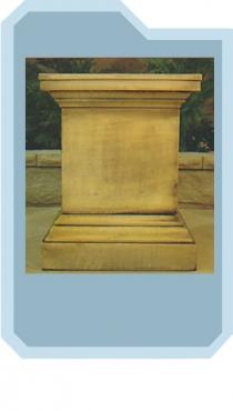 The Stratford Pedestals