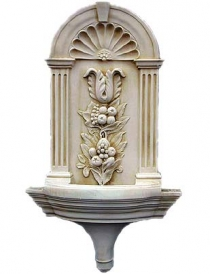 Victorian Wall Fountain