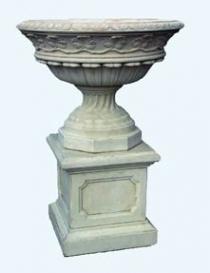 Windsor Urn & Base