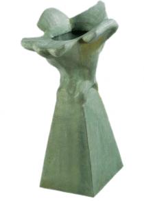Birdbath Statue