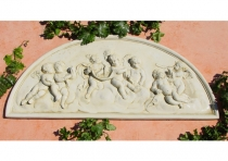 The Cherub Wall Plaque