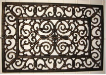 Cast Iron Door Mat CR-004