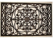Cast Iron Door Mat CR-005