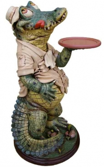 Croc Butler Small