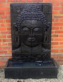 Code GI - Buddha Face Fountain