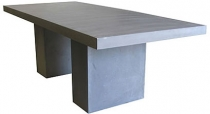 Code CE - Moderno Rectangle GRC Table