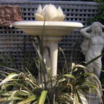 Large Lotus Fountain
