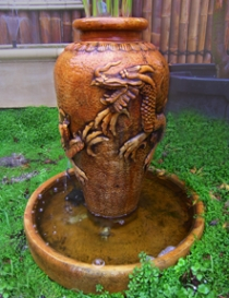 Dragon Pot Fountain